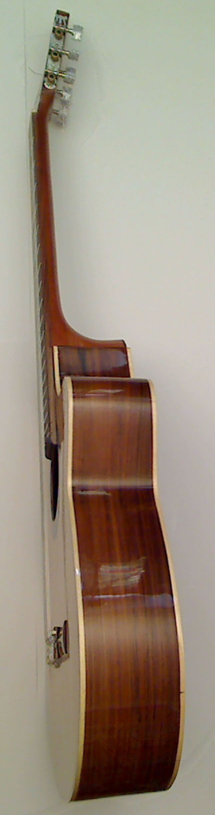 Classical Guitar View