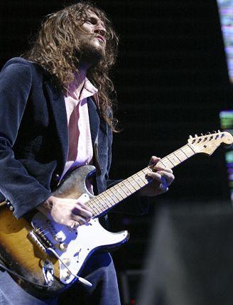 John frusciante guitar - photo#3