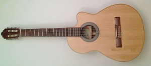 Handmade Classical Guitar & Case