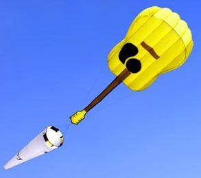 Guitar Kite