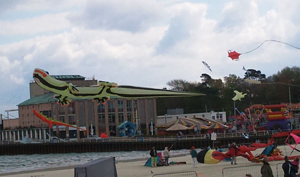 Kites & Fairground