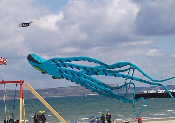 Octopus Kite 2