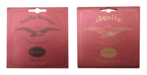Aquila Red Series Ukulele and Banjo Strings