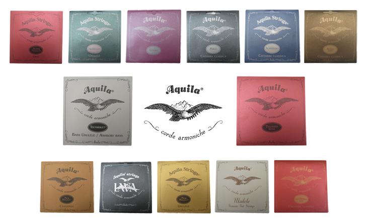 Aquila String Range